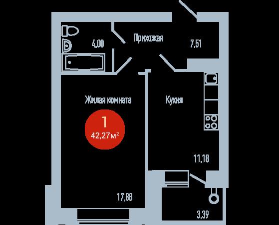 Квартира №136