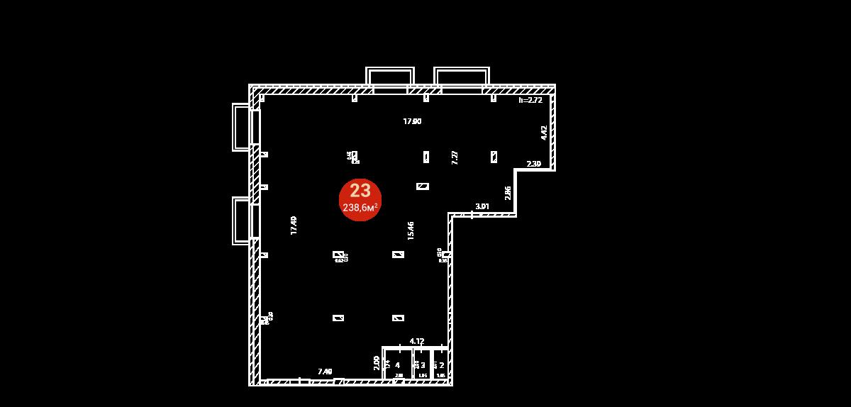 Помещение №23