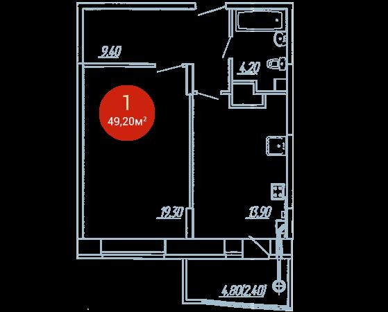 Квартира №184