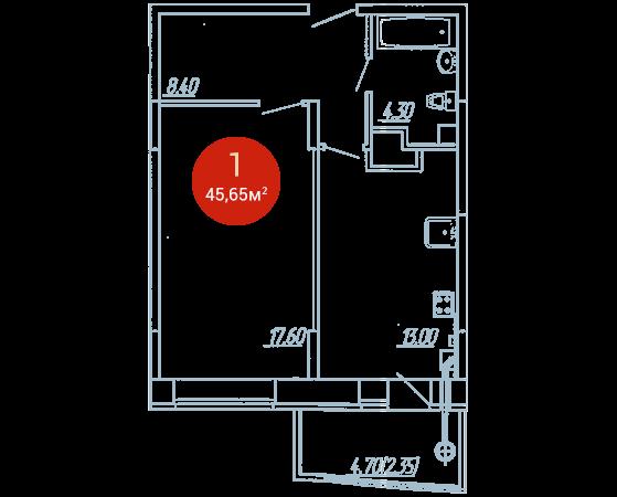 Квартира №288