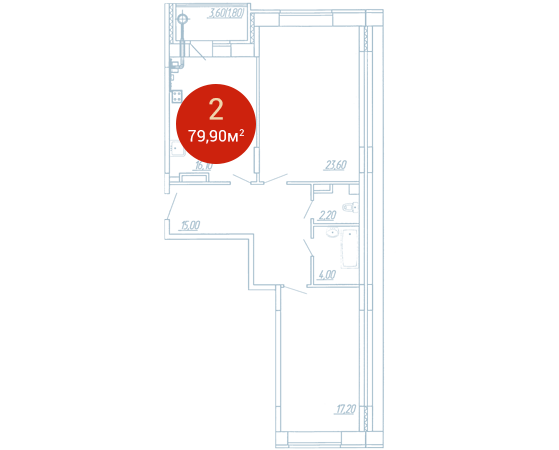Квартира №218