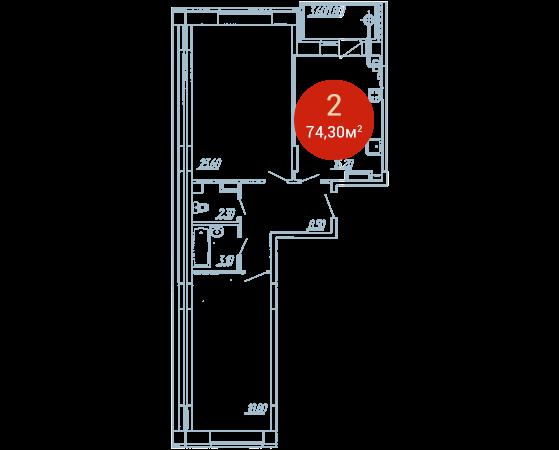 Квартира №311