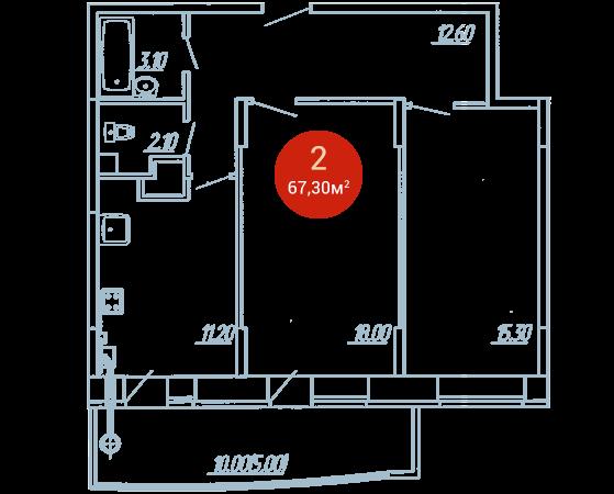 Квартира №321