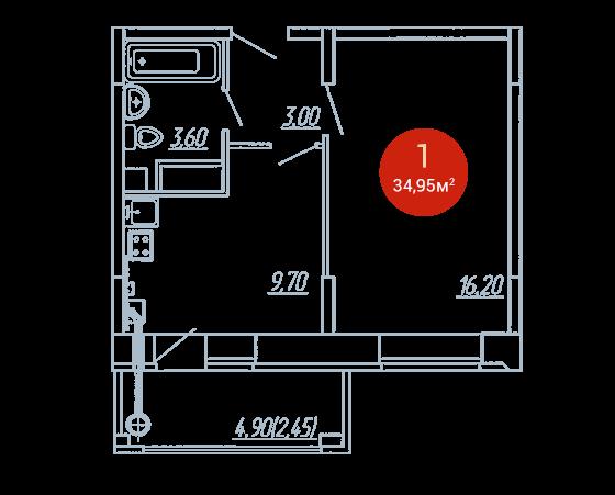 Квартира №124
