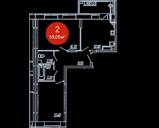 Квартира №283