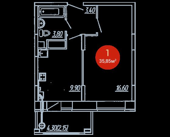 Квартира №241
