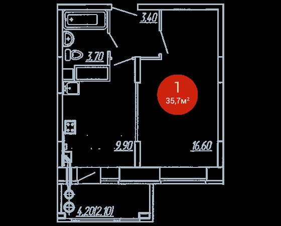 Квартира №186