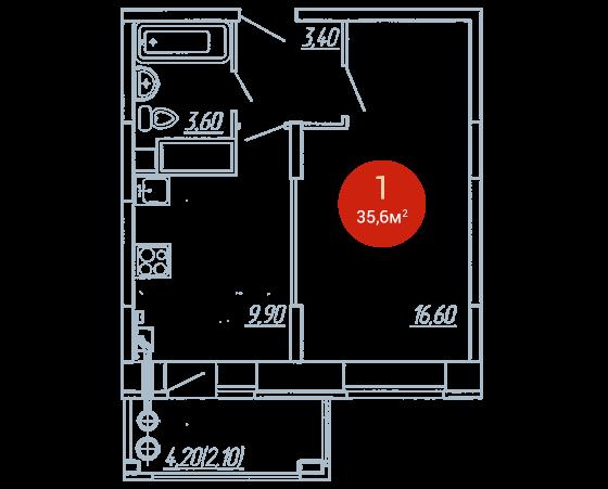 Квартира №261