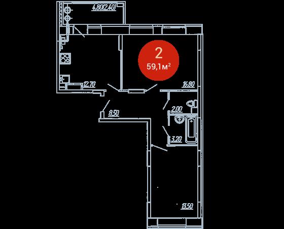 Квартира №327