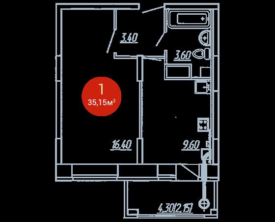 Квартира №369