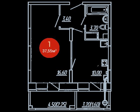 Квартира №360