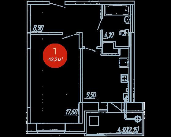 Квартира №119