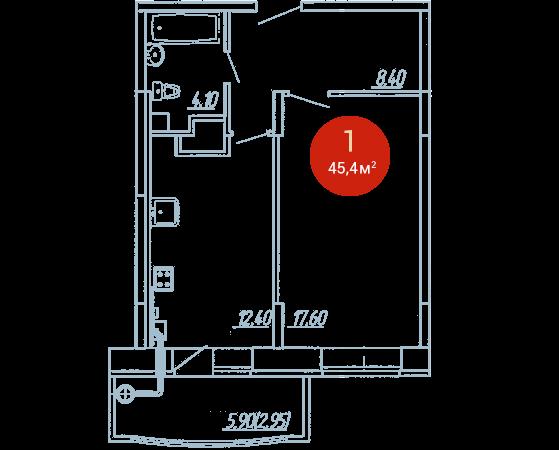 Квартира №118