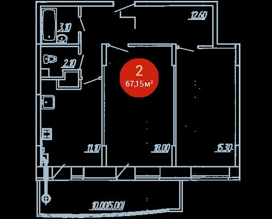 Квартира №245