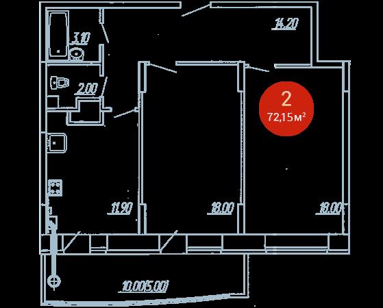 Квартира №193