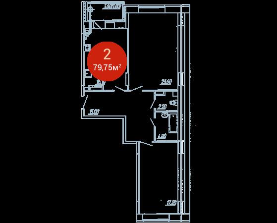 Квартира №278
