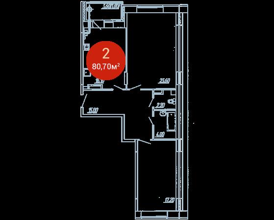 Квартира №210