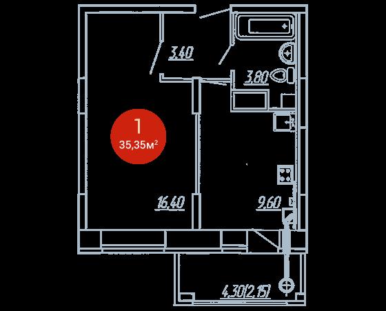 Квартира №274