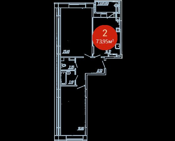Квартира №279