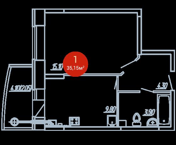 Квартира №114