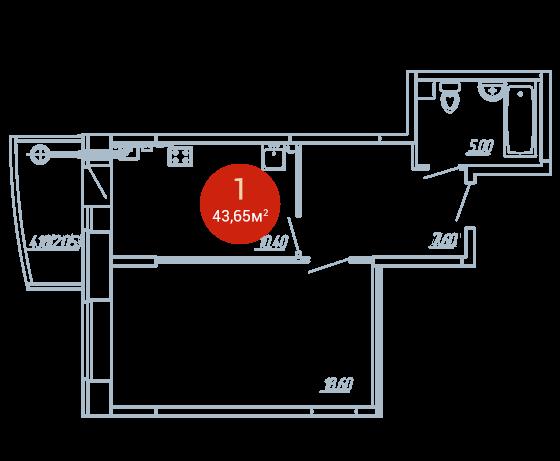 Квартира №123