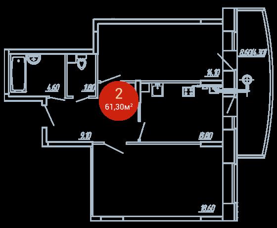 Квартира №95