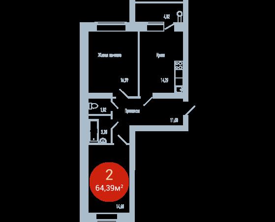 Квартира №140