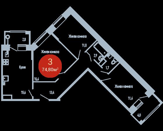 Квартира №196
