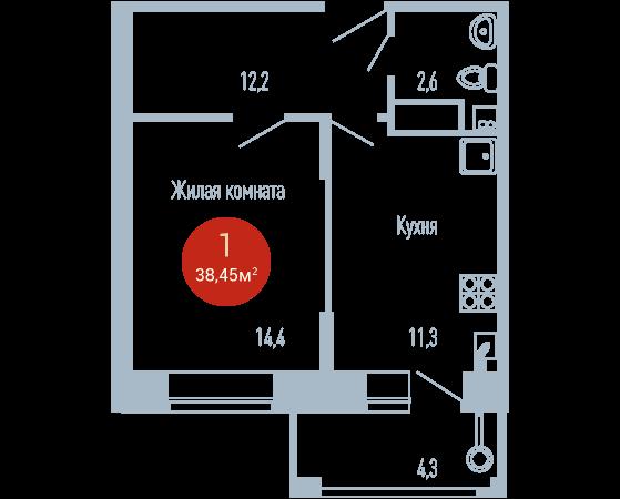 Квартира №215