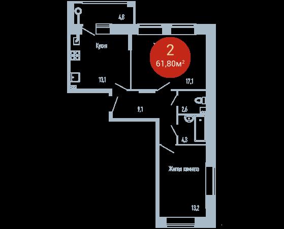 Квартира №256