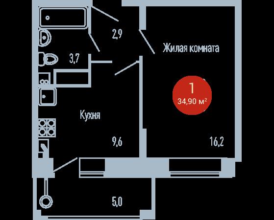 Квартира №188
