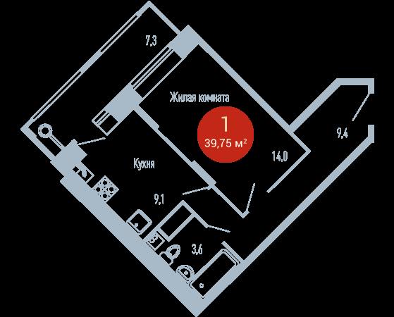 Квартира №197