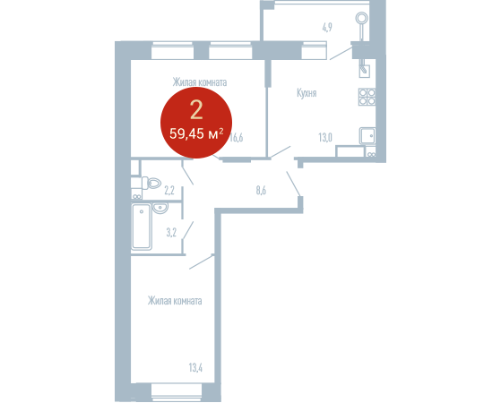 Квартира №429