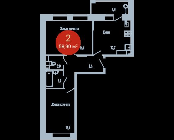 Квартира №414