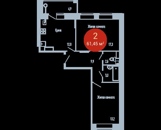 Квартира №438