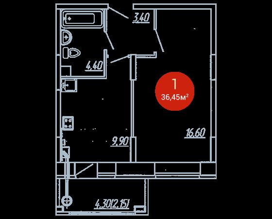 Квартира №271