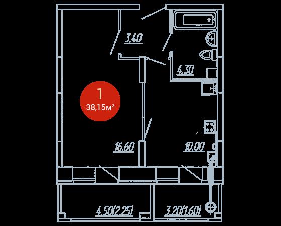 Квартира №330