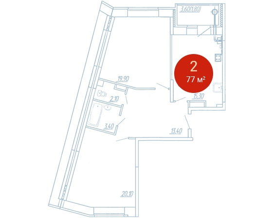 Квартира №151